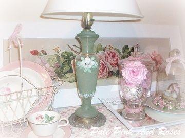 Floral Lamp - 2