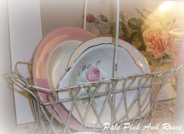 Pink Rose China