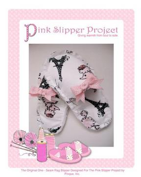 Pink slipper project 2
