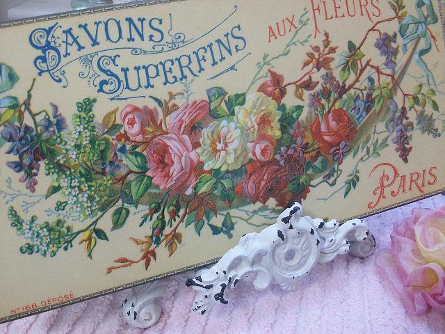 Savons Superfins Aux Fleurs ~ 1