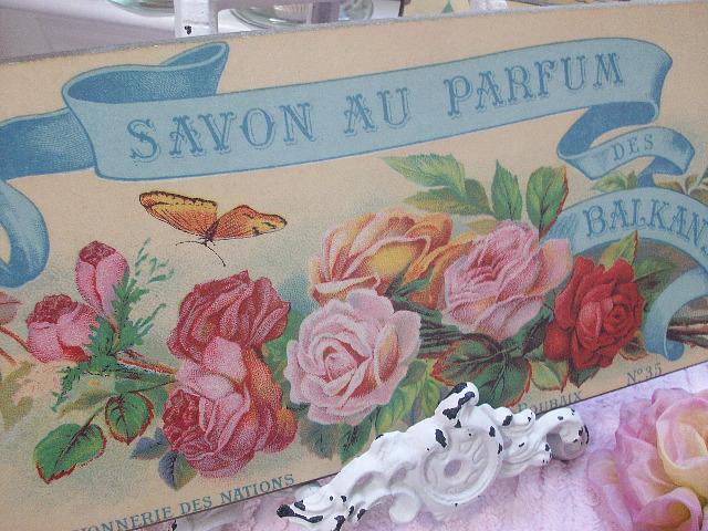 Savon Au Parfum Des Balkans
