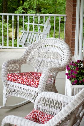 Summer-porch