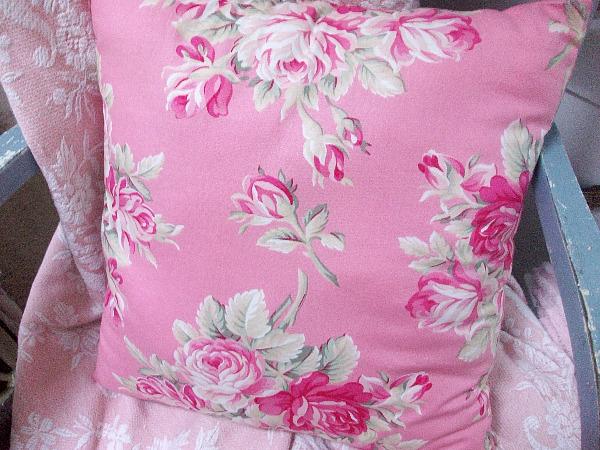 Ava Rose Pillow
