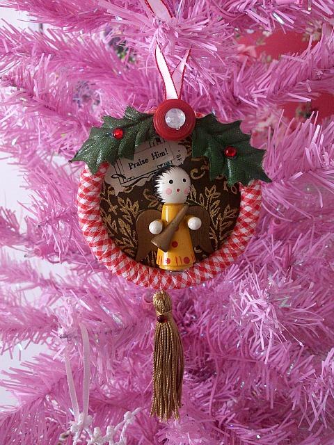 Robin Martin ~ Ornament